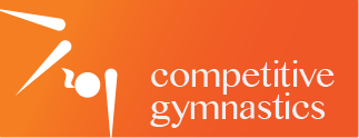 competitive gymnastics